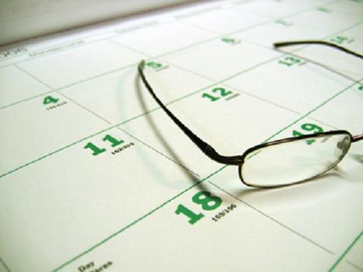 На какую дату составляется штатное расписание