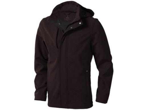 На фото пример куртки из софтшелл