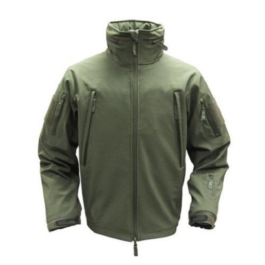 Куртка тактическая софтшелл на фото