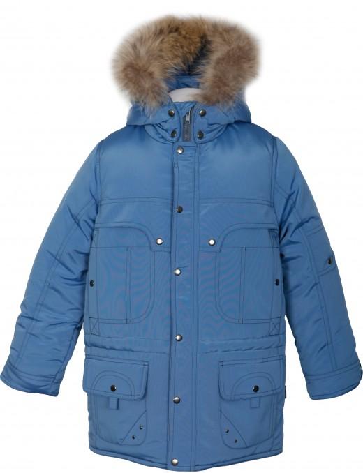 Куртка с утеплителем Шелтер на фото