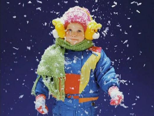 Куртка детская на утеплителе Шелтер на снимке