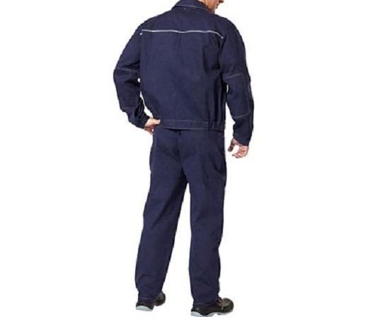 На снимке костюм «Трудовик» из саржи