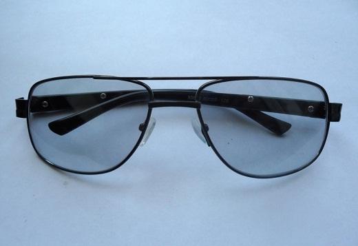 Фотохромные очки хамелеоны на фото