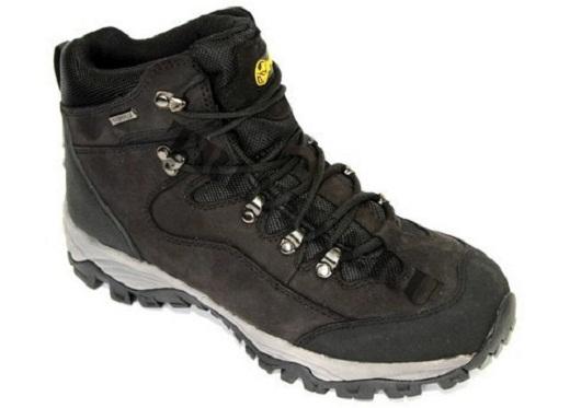 Зимняя мембранная обувь для мужчин представлена на фото