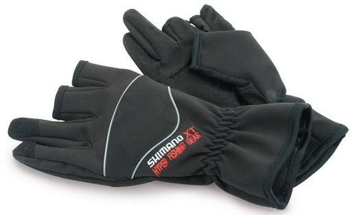 Неопреновые перчатки для рыбалки отлично согреют руки в холодную мокрую погоду