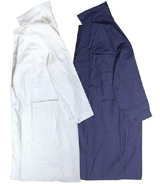 Рабочие халаты тк саржа на фото