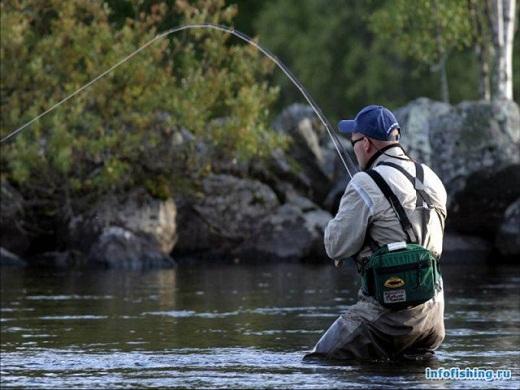 Вейдерсы на рыбалке - незаменимая вещь