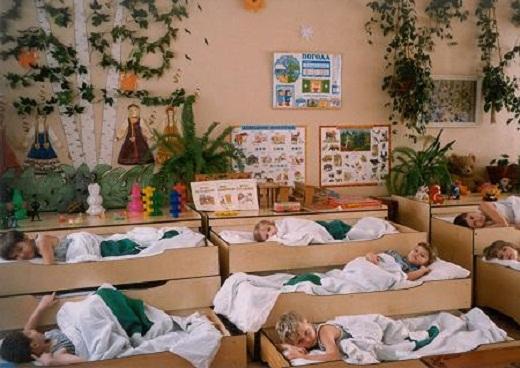 Дневной сон детей не должен превышать 2,5 часов