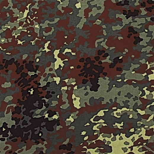 Современная расцветка камуфляжа Флектарн
