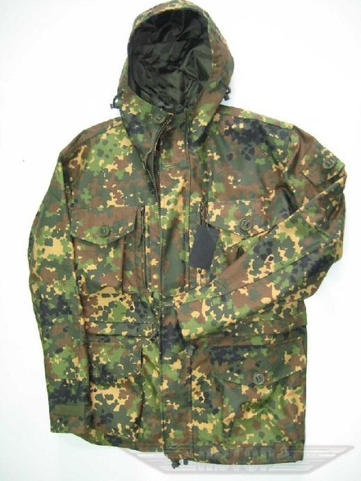 На снимке пример куртки расцветки Излом