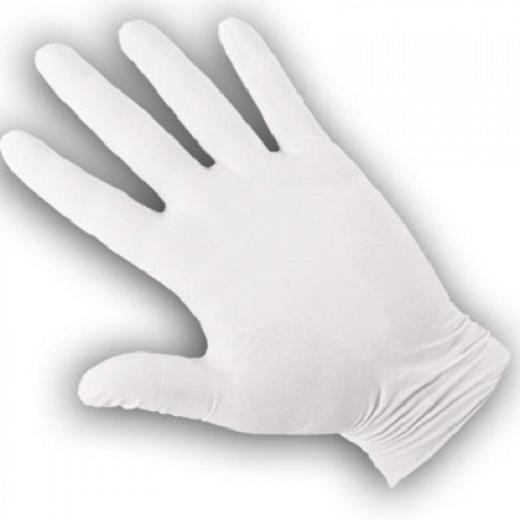 На фото представлена перчатка хирургическая нестерильная
